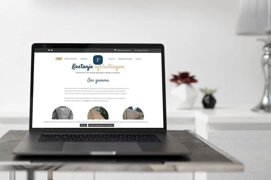 Web Design - Pieter Jan Porters