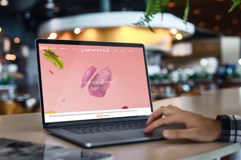 Web Design - Superbowl