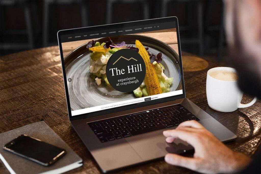 Web Design -The Hill